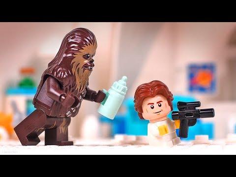 Xxx Mp4 Very Young Han Solo Lego Star Wars Mini Movie 3gp Sex