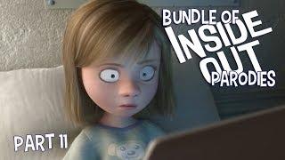 Bundle of Inside Out Parodies Part 11 (Inside Out Parody)