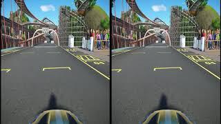 VR 3D-VR VIDEO 169 SBS Virtual Reality Video 2K