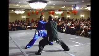 Grandmaster Chan Pui & Master Mimi Chan