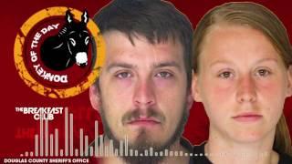 Duo Crashes Children