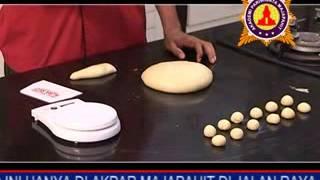 cara membuat roti unyil sweet corn mayo-info DVD tutorial hubungi 031-8433224-5