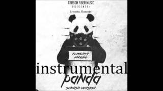 Panda (instrumental) - Farruko Ft Almigthy