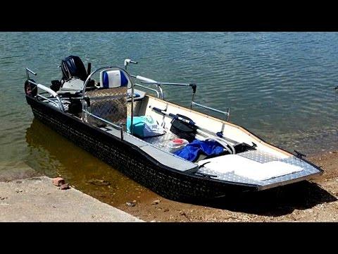 Моторная лодка BAWAD JB и болотоход Bawad 100