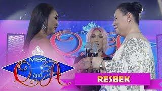 It's Showtime Miss Q & A Resbek: Khei Perlaoan vs. Samantha Tan | Di Ba? Teh! Part 2