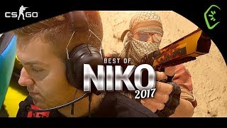 Best of NiKo 2017 – All Highlights (CS:GO Fragmovie)