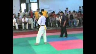 Pakistan Shinkyokushin Karate tournament 2011 -6 of 26 - Shihan M.Arshad jan