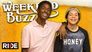 Steven Fernandez & Aramis Hudson: Baby Scumbag, Honey & Girls! Weekend Buzz ep. 102 pt. 1