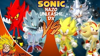 Sonic: Nazo Unleashed DX (By Chakra-X) REACTION!!!