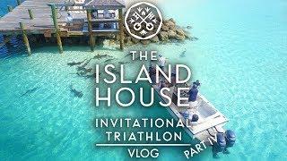 Island HouseTriathlon Part 4    Vlog31