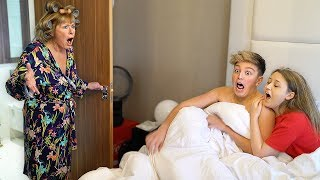Kids get caught doing this, Mom freaks out...