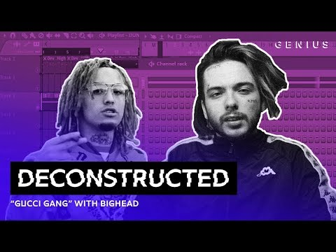 Xxx Mp4 The Making Of Lil Pump S Gucci Gang With Bighead Deconstructed 3gp Sex