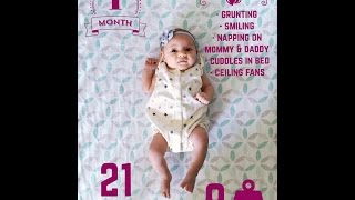 lila's 1 month