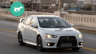 2016 Mitsubishi Lancer Evolution X Final Edition Review