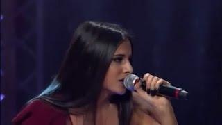 آیدا، دختر خوش صدای ایرانی تبار در مسابقه خواننده های آماتور ترکیه