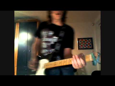Rage Against The Machine Year Of The Boomerang Hq Guitar Cover Hd With Tabs
