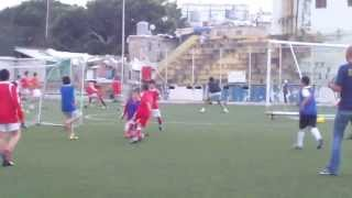 Part 04: Wassim Ayash first cup with CFA وسيم عياش