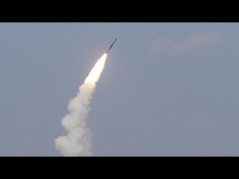 watch Pakistan fires first nuclear cruise missile from submarine