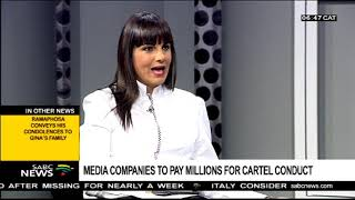 Media companies to pay millions for cartel conduct