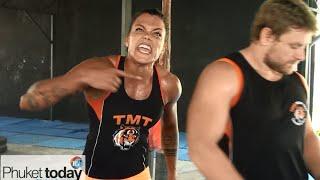 Aurora LZ - Tiger Muay Thai's most LIKED trainer