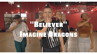 Believer Imagine Dragons By Janelle Ginestra