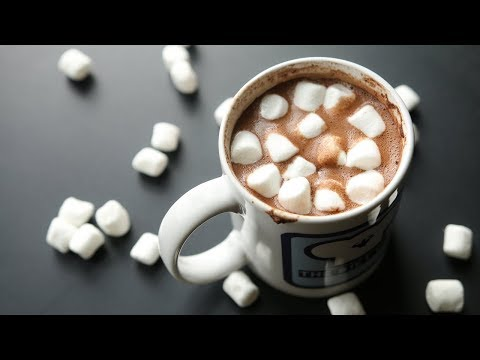 HOW TO MAKE THE BEST HOMEMADE HOT COCOA & HOT CHOCOLATE - HIGH PROTEIN RECIPE