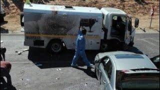 G4S cash heist in Gauteng
