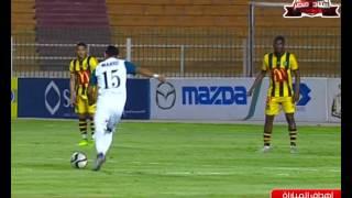 أهداف مباراة المقاولون العرب 0-3 إنبي   الجولة 26 الدوري المصري