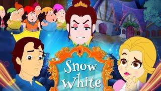 Snow White - Story In Hindi   Hindi Fairy Tales परियों की कहानी   Hindi Cartoon   बच्चों की कहानियाँ