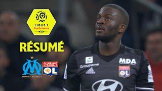Olympique de Marseille - Olympique Lyonnais (2-3)  - Résumé - (OM - OL) / 2017-18