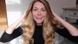 Bouncy Curls Hair Tutorial