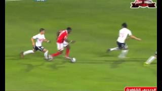 أهداف مباراة الأهلي 2 - 0 الزمالك | من الدوري المصري 2015 - 2016