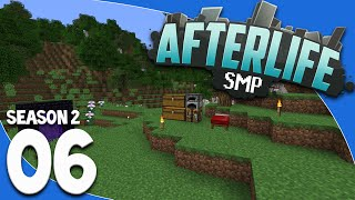 Minecraft: AfterLife SMP - S2 06 - A Home Away From Home | Minecraft 1.10 SMP Let's Play