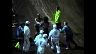 speedway fight