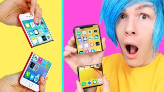 Trying 25 HILARIOUS PRANKS YOU CAN DO RIGHT NOW by 5 Minute Crafts