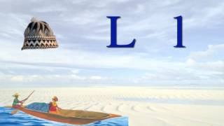 Alphabet en pulaar Mauritanie
