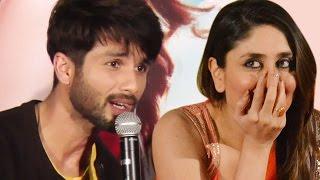Shahid Kapoor OPENLY TALKS about ex-girlfriend Kareena Kapoor Khan |