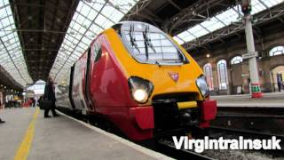 Virgin Trains - The Pictures
