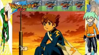 Inazuma Eleven Go Chrono Stone 01 1/2 Audio Español