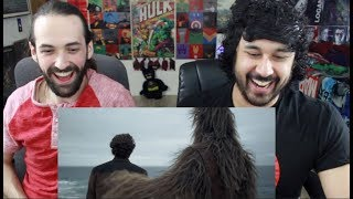"""SOLO: A STAR WARS STORY """"Big Game"""" TV Spot - REACTION!!!"""