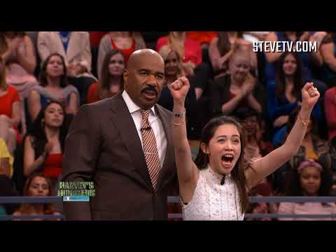 Xxx Mp4 Audience Member Becomes One Of Steve Harvey S Faves 3gp Sex