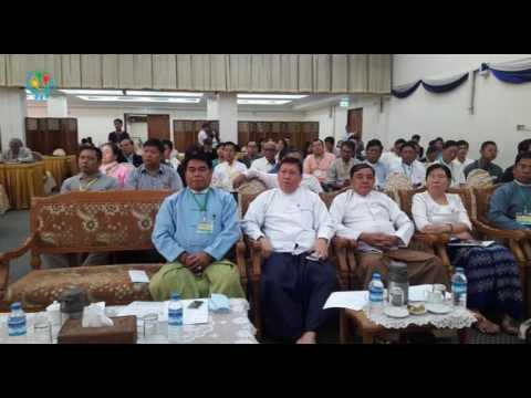 DVB TV - ဂ်ပန္ - ျမန္မာ ၂ႏိုင္ငံ SME လုပ္ငန္းေတြ ပူးေပါင္းလုပ္ကိုင္ဖို႔ MOU