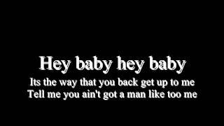 Sean Paul - Hey Baby lyrics HQ