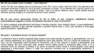 PREVISTO TERREMOTO CATASTROFICO AL SUD ITALIA ?