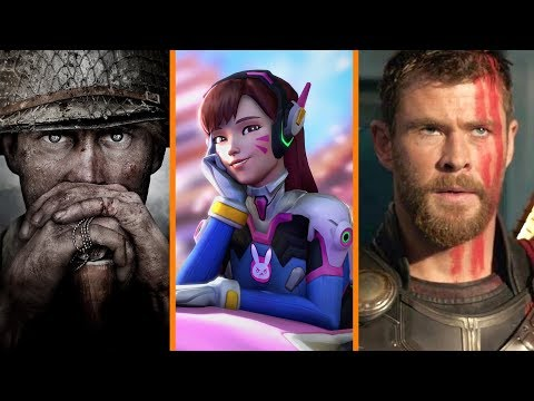 Xxx Mp4 Activision Boss QUITS Overwatch Bigger Than Sexy Videos No More Thor The Know 3gp Sex