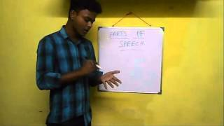 Parts of speech Part  1  Learn English Grammar In Bengali Language