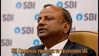 SBI Chairman, Rajnish Kumar promises to completely transform SBI in next three years : Newspoint Tv