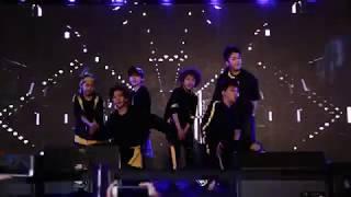 #BOY STORY# 2017.12.22 / 《BURN》+《HOW OLD R U》Stage .in Bangkok