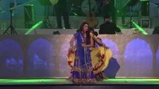 Radha Kaise Na Jale  Lagaan  Livein Concert Bangladesh 2014
