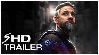 Marvel's FANTASTIC FOUR Teaser Trailer Concept [HD] MCU John Krasinski, Emily Blunt Movie